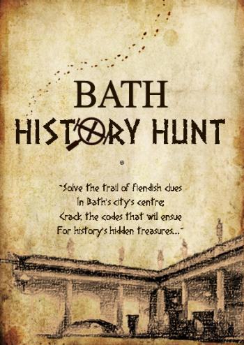 Bath leaflet front